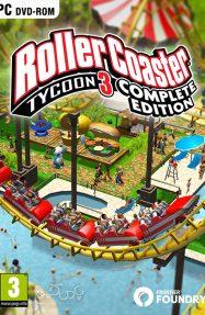 دانلود بازی RollerCoaster Tycoon 3 Complete Edition برای PC