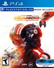 دانلود بازی STAR WARS Squadrons برای PS4