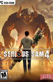 دانلود بازی Serious Sam 4 برای PC