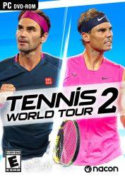 دانلود بازی Tennis World Tour 2 برای PC