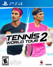 دانلود بازی Tennis World Tour 2 برای PS4