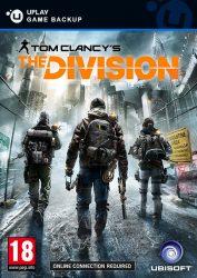 دانلود بک آپ UPlay بازی Tom Clancy's The Division برای PC
