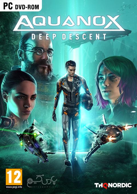 دانلود بازی Aquanox Deep Descent برای PC