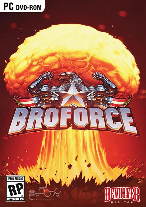 دانلود بازی Broforce برای PC