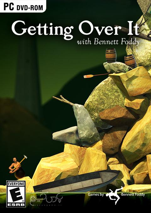 دانلود بازی Getting Over It with Bennett Foddy برای PC