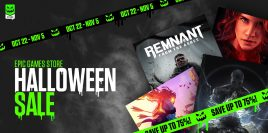 Halloween Sale EPic Games