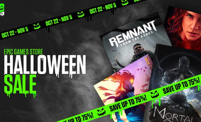 Halloween Sale EPic Games