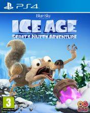 دانلود بازی Ice Age Scrat's Nutty Adventure برای PS4
