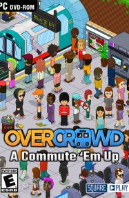 دانلود بازی Overcrowd A Commute 'Em Up برای PC