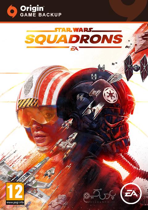 دانلود بک اپ بازی STAR WARS Squadrons برای PC