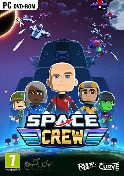 دانلود بازی Space Crew برای PC