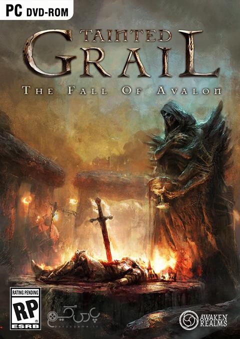 دانلود بازی Tainted Grail برای PC