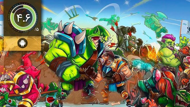 Tiny Gladiators 2: Heroes Duels