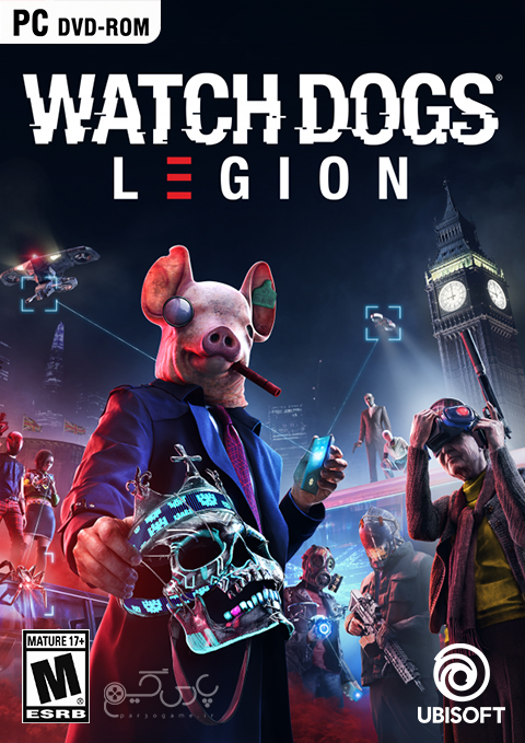 دانلود بازی Watch Dogs Legion برای PC