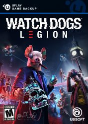 دانلود بک آپ بازی Watch Dogs Legion برای PC