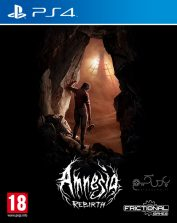 دانلود بازی Amnesia Rebirth برای PS4