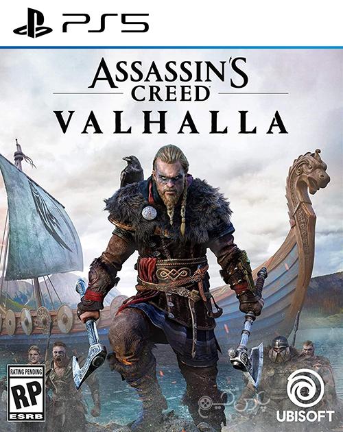 دانلود بازی Assassin's Creed Valhalla برای PS5