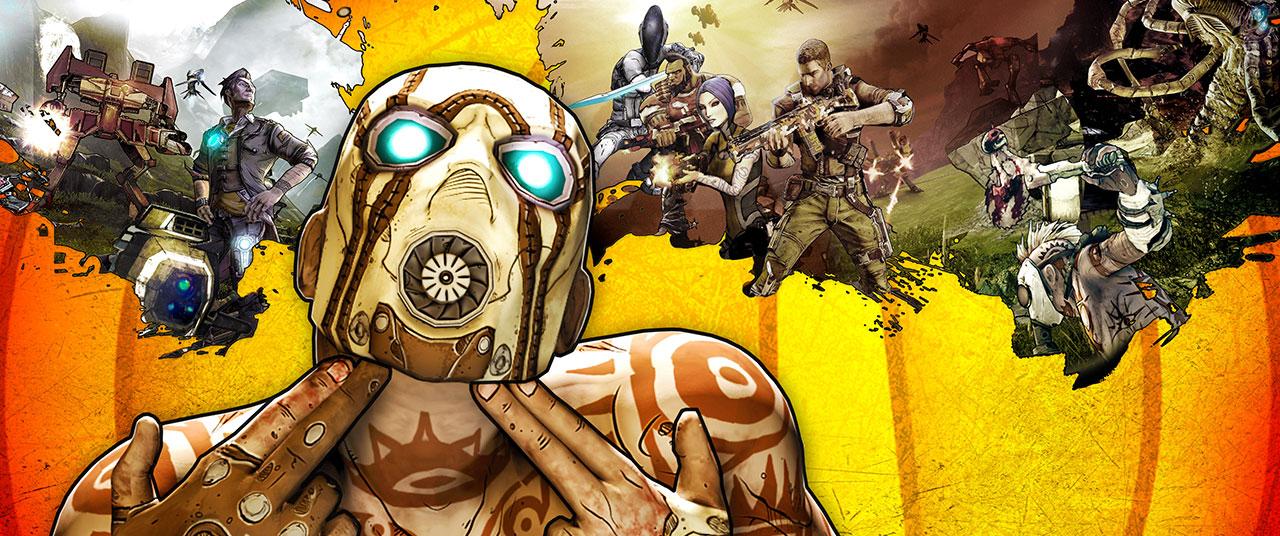 بازی Borderlands 2