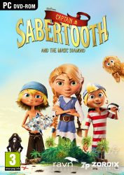 دانلود بازی Captain Sabertooth and the Magic Diamond برای PC