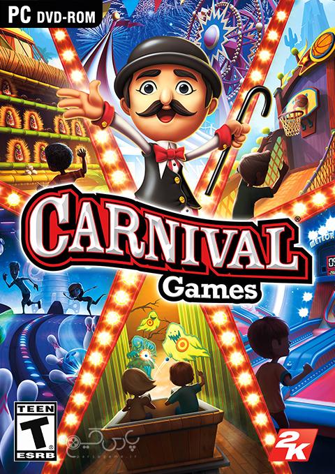دانلود بازی Carnival Games برای PC