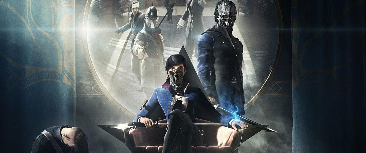 بازی Dishonored 2 در ایکس باکس گیم پس