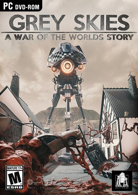 دانلود بازی Grey Skies A War of the Worlds Story برای PC