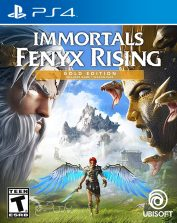 دانلود بازی Immortals Fenyx Rising برای PS4