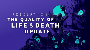 Resolutiion The Quality of Life and Death