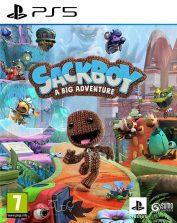 دانلود بازی Sackboy A Big Adventure برای PS5
