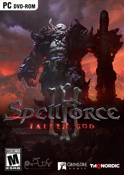 دانلود بازی SpellForce 3 Fallen God برای PC