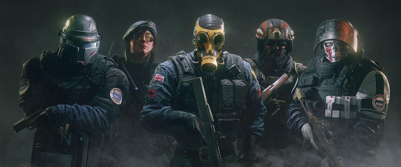 بازی Tom Clancy's Rainbow Six Siege