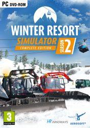 دانلود بازی Winter Resort Simulator Season 2 برای PC