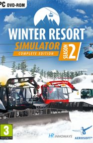 دانلود بازی Winter Resort Simulator Season 2 برای PC