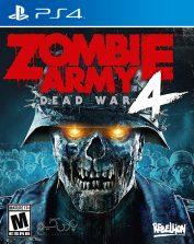 دانلود بازی Zombie Army 4 Dead War برای PS4