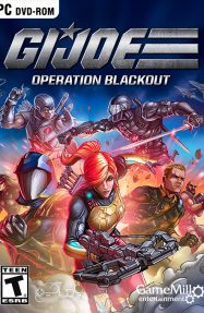 دانلود بازی G.I. Joe Operation Blackout برای PC