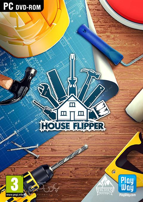 دانلود بازی House Flipper Cyberpunk برای PC