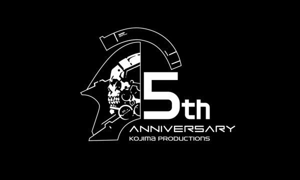 پنجمین سالگرد Kojima Productions