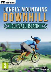 دانلود بازی Lonely Mountains Downhill - Eldfjall Island برای PC