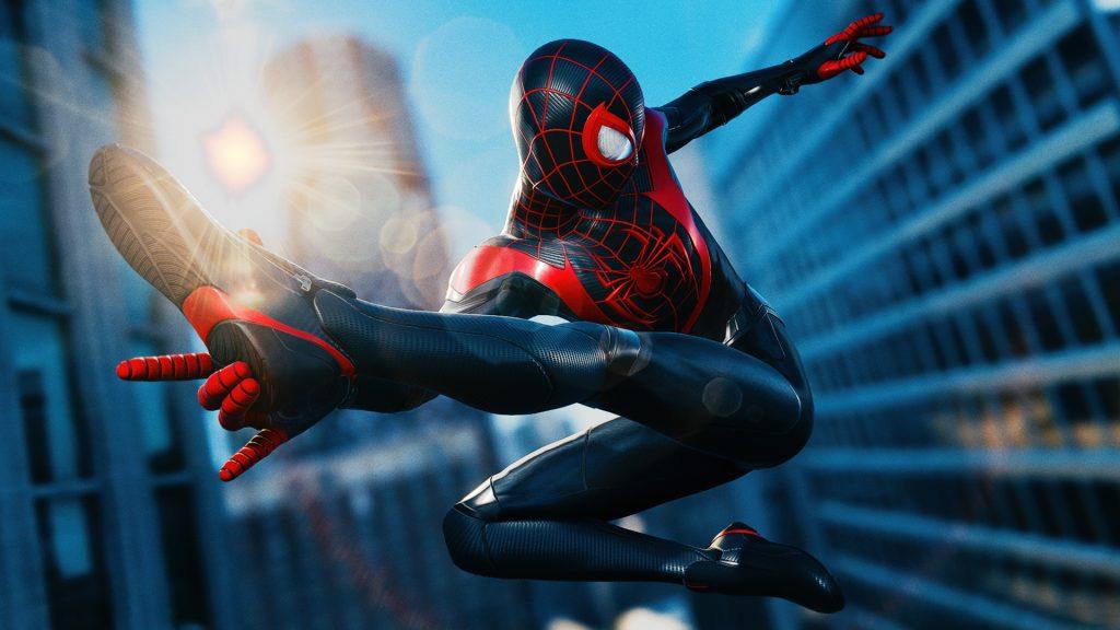 Marvel`s Spider-Man Miles Morales