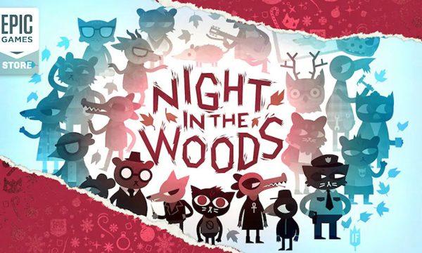 بازی Night in The Woods