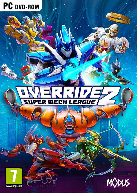 دانلود بازی Override 2 Super Mech League برای PC