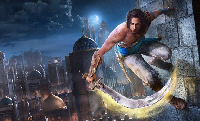 بازی Prince of Persian The Sands of Time Remake
