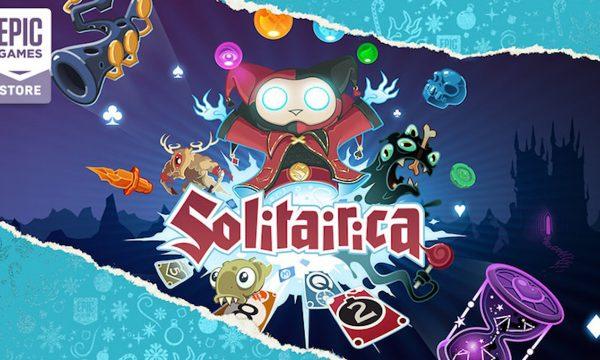 بازی Solitairica
