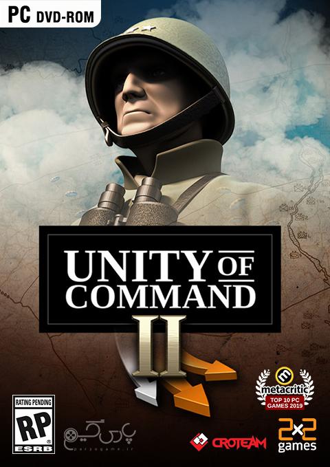 دانلود بازی Unity of Command II برای PC