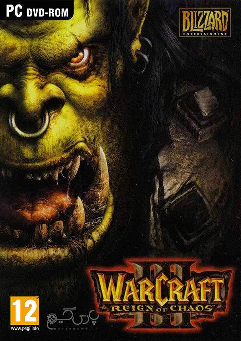 دانلود بازی Warcraft III Reign of Chaos برای PC