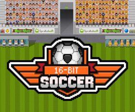16 Bit Soccer