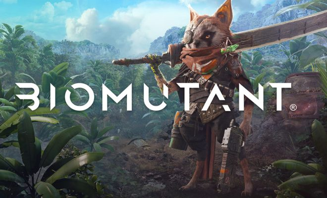 بازی Biomutant
