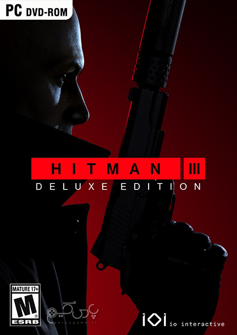 دانلود بازی Hitman 3 Deluxe Edition برای PC