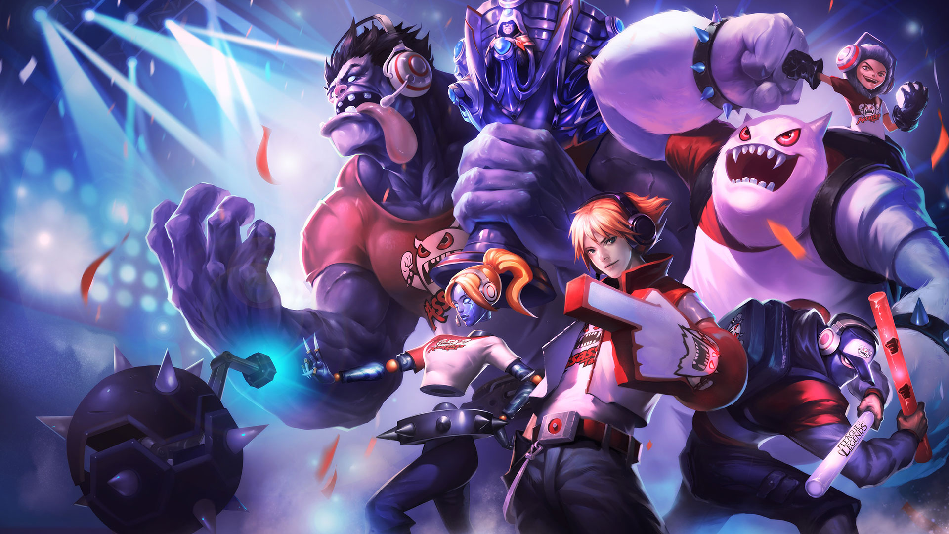 بازی League of Legends