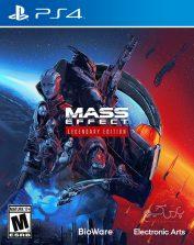 دانلود بازی Mass Effect Legendary Edition برای PS4